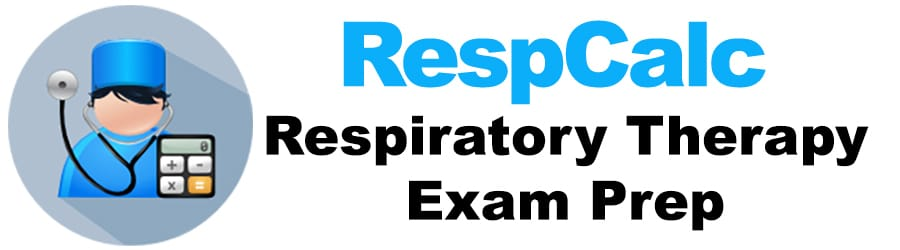 RespCalc - Respiratory Therapy Exam Prep